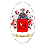 Reddin Sticker (Oval 10 pk)