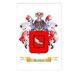 Reddin Postcards (Package of 8)