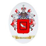 Reddin Oval Ornament