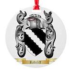 Redcliff Round Ornament