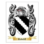 Redcliff Small Poster