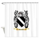 Redcliff Shower Curtain