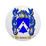 Rebert Round Ornament