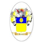Reaux Sticker (Oval 50 pk)