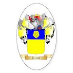 Reault Sticker (Oval 10 pk)