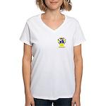 Reali Women's V-Neck T-Shirt