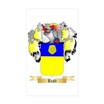 Reali Sticker (Rectangle 50 pk)
