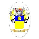 Reali Sticker (Oval 50 pk)