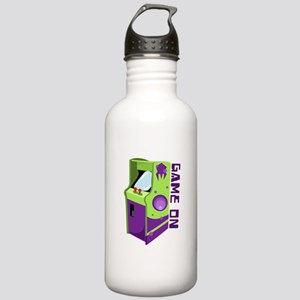Game On Water Bottle
