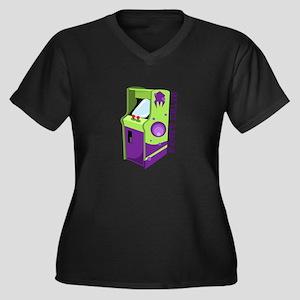 Retro Gamer Plus Size T-Shirt