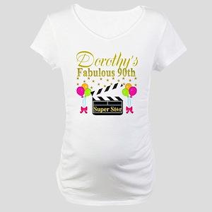 CUSTOM 90TH Maternity T Shirt