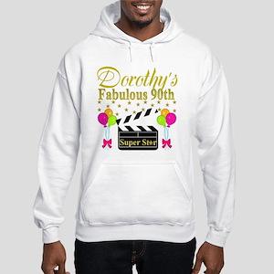 CUSTOM 90TH Hooded Sweatshirt