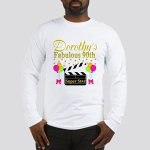 CUSTOM 90TH Long Sleeve T-Shirt
