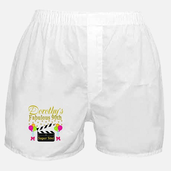 CUSTOM 90TH Boxer Shorts