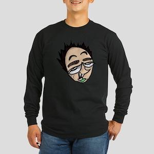 Grandpa sketch Long Sleeve T-Shirt