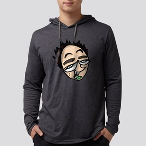 Grandpa sketch Long Sleeve T-Shirt