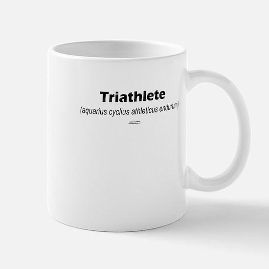 Latin Triathlete Mug