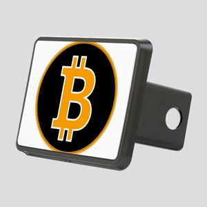 Bitcoin Rectangular Hitch Cover