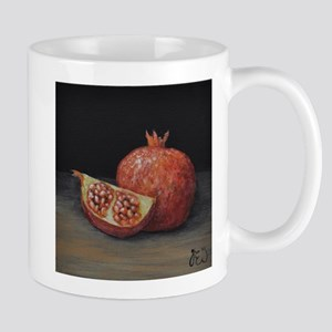 Gourmet Food Pomegranate Mugs