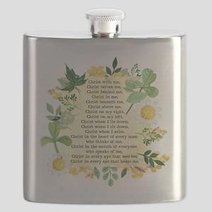 St. Patrick's Breastplate Flask