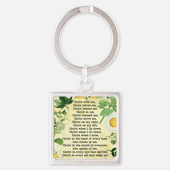 St. Patrick's Breastplate Keychains