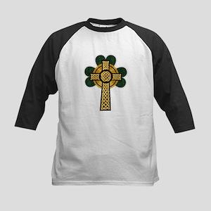 Celtic Cross Baseball Jersey