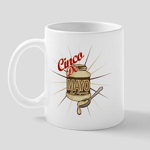 Cinco De Mayo Mayonnaise Mug