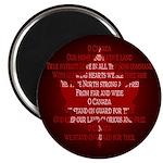 "Canada Anthem Souvenir 2.25"" Magnet (100 pack)"