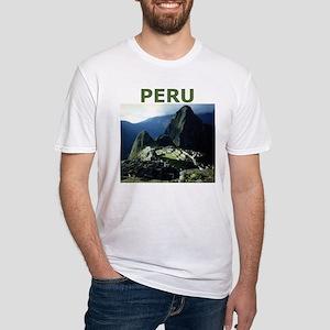 PERU Fitted T-Shirt