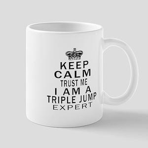 Triple Jump Expert Designs Mug