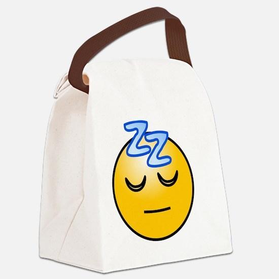 Unique Zz Canvas Lunch Bag