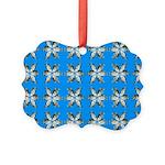 Crappie six star Ornament