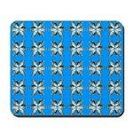 Crappie six star Mousepad