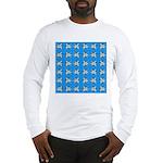 Crappie six star Long Sleeve T-Shirt