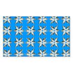 Crappie six star Sticker