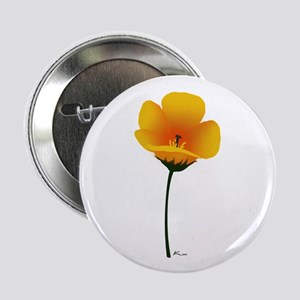 YELLOW FLOWER Button