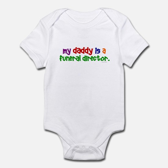 My Daddy Is A Funeral Director (PRIMARY) Infant Bo