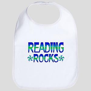 Reading Rocks Bib