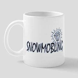 Snowmobile Humor Mug