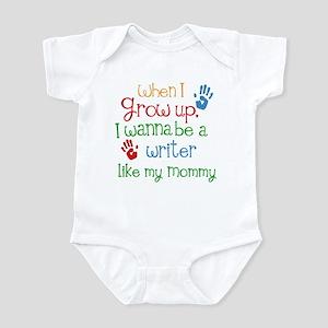 Writer Like Mommy Infant Bodysuit