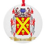 Reade Round Ornament