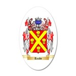 Reade 20x12 Oval Wall Decal