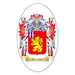 Rayson Sticker (Oval 50 pk)