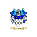 Raynor Sticker (Rectangle 50 pk)