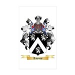 Raynes Sticker (Rectangle 50 pk)