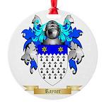 Rayner Round Ornament