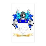 Rayner Sticker (Rectangle 50 pk)