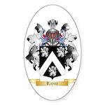 Rayne Sticker (Oval)