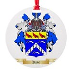 Raye Round Ornament