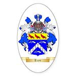 Raye Sticker (Oval 50 pk)